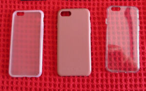 iPHONE 6 CELL PHONE CASES - ALL 3 FOR $ 20 - SELLING AS A SET
