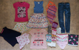 Bundle forr a Girl for 7-8 yeears
