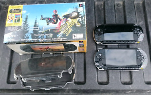 Psp  ( sold ) and Nintendo Ds