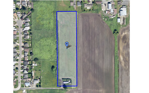 Brooks Ave 6.67 Acre Mobile Home and Land