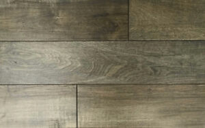 """$2370 of 5"""" wide engineered Maple floor by Fusion for trade"""
