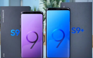 ★★ NEW YEARS SALE ★★ UNLOCKED Samsung S9 $574, S9 Plus $749.99