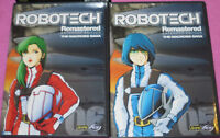 DVD - Robotech Remastered Extended Edition Vol 3