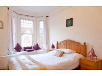 Lovely large double bedroom in Southfields, (District Line tube 2 mins away) Wandsworth, SW London