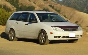URGENT: 2005 Ford Focus Wagon in good condition NEGOTIABLE PRICE