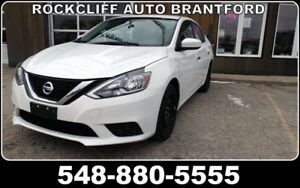 2017 Nissan Sentra pRICED TO SELL REGARDLESS OF YOUR CREDIT SITU