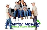 ****SUPERIOR MOVING****