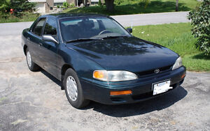 1996 Toyota Camry DX Sedan - Certified with 175,500 kms