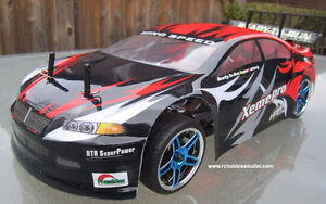 New RC Car Brushless Electric 1/10 Scale 2.4G 4WD LIPO Kitchener / Waterloo Kitchener Area image 7