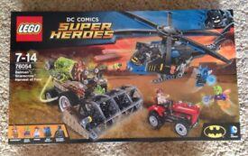 Lego Batman Scarecrow Harvest New