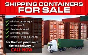 20' Shipping Container Delivered to Port Stephens Areas Corlette Port Stephens Area Preview