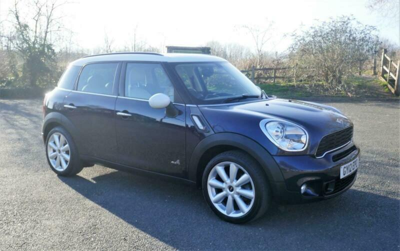 Mini Mini Countryman 20td All4 Chili Auto 2014 Cooper Sd 53k