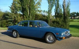 1978 Jaguar XJ12 L Series 2  V12 same as 1975 1976 1977