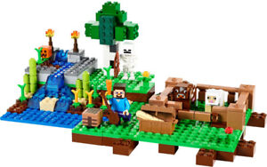 Complete Lego Set - The Farm (21114)