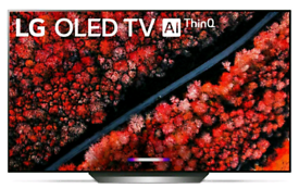 """LG 55"""" OLED C9 Brand New in Box with Guarantee (Delivery available)"""