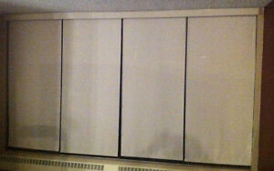 Complete Set of Sol-R Blinds  - AMAZING DEAL!!!