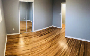 Newly Renovated 2 Bed, 1 Bath Trendy Apartment in Hamilton