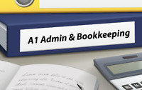 Administrative Assistant and Bookkeeping Services