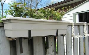 Brackets for Window Box Planters