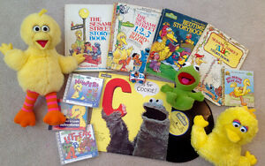 Vintage &Collectable SESAME STREET Collection -Excellent Cond.