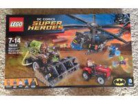 Lego Superheroes Batman - Scarecrow Harvest New