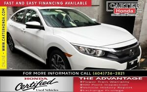 2016 Honda Civic EX + CERTIFIED 7YR/160K + YEAR-END CLEAROUT!