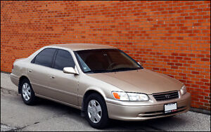 Certified 2001 Toyota Camry