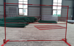 Temporary Fence, Construction Fence, Fence Panels