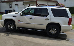 2007 Cadillac Escalade Supercharged