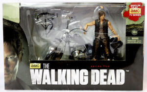 Daryl Dixon action figure with motorcycle!