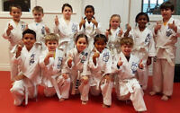 *2 spots left* Kids Tiny Tigers Tae Kwon-Do Program - Ages 4-7
