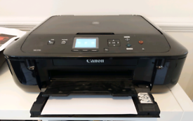 Canon MG5750 printer/copier/scanner with inks