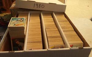 Baseball cartes o-pee-chee 1980 : Amenez moi votre liste
