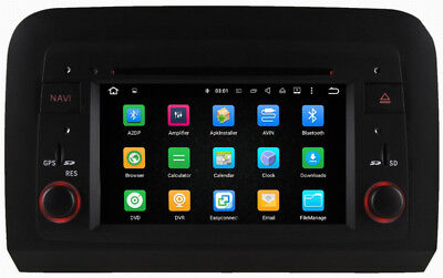Ouchuangbo car radio gps for Fiat Croma support BT AUX mirror link android 7.1