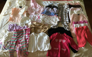 Baby clothes 3-6months