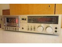 TECHNICS RS-M215 Stereo cassette deck
