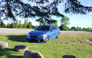 2014 BMW 2-Series m235 Coupe (2 door)