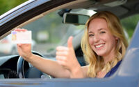 Rent a Car for Driving Test\ Road Practice