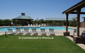 Sunny ARIZONA Vac Home 3 HEATED Pools+3SPA's + Golf +MtnSunsets