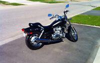2001 VULCAN 500