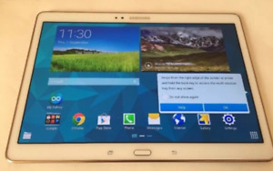 Samsung Tab S 10.5 Tablet - Needs to go Today