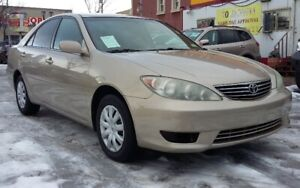 2005 Toyota Camry LE 4Cylinder - Power Seats/Windows