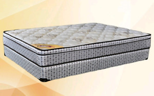 Orthopedic mattress and euro top mattress on sale