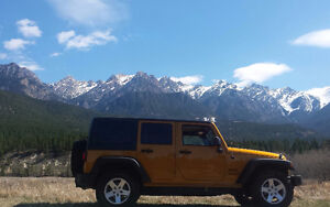 2014 Jeep Wrangler Unlimited SUV, Crossover