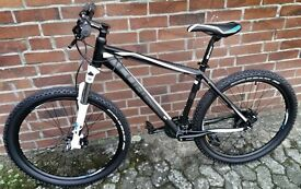 CUBE AIM CMPT MOUNTAIN BIKE - FLUID BRAKES - NEW TYRES - GREAT BICYCLE - 215 POUNDS