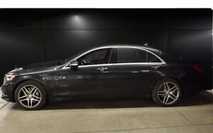 2014 Mercedes-Benz S550 4MATIC Sedan (LWB)
