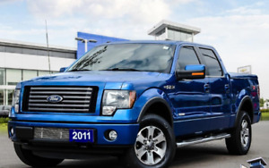 2011 Ford F150 FX4 EcoBoost (Clean, No Accidents)