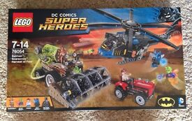 Lego Batman Scarecrow Harvest New
