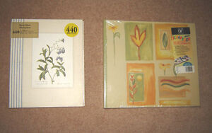 Photo (440 photos) and Scrapbook Album (50 pages)