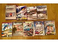 Top Gear DVD Collection x 9